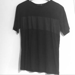 Rag and Bone black t-shirt